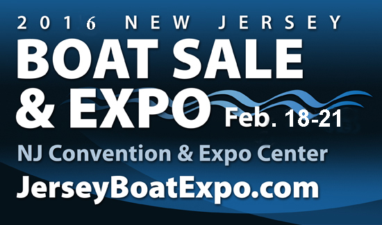 Re edison boat show for Fishing expo nj