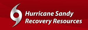 Hurricane Sandy Recovery Resources